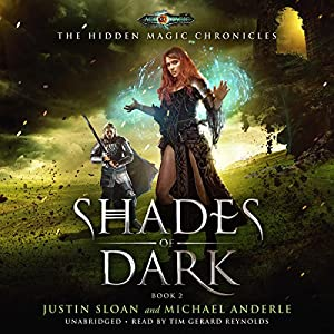 Shades of Dark Audiobook