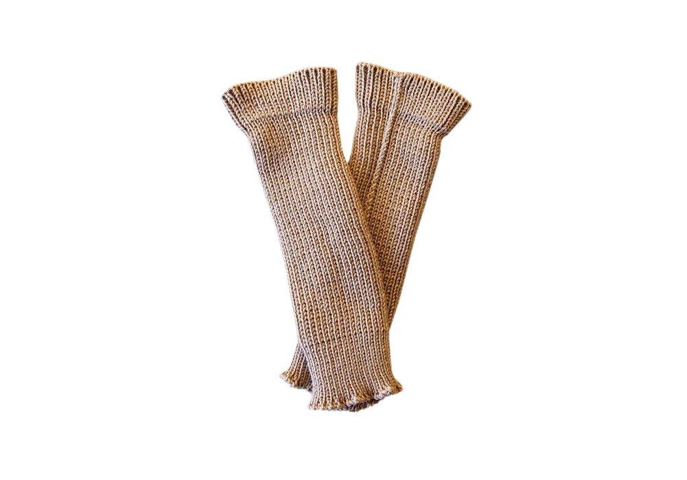 100/% merino wool LEG WARMERS baby newborn girl boy unisex knit knitted sling S, Dark blue