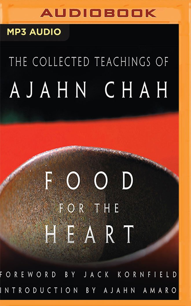 Food for the heart the collected teachings of ajahn chah ajahn food for the heart the collected teachings of ajahn chah ajahn chah graeme malcolm 9781536617801 amazon books fandeluxe Choice Image
