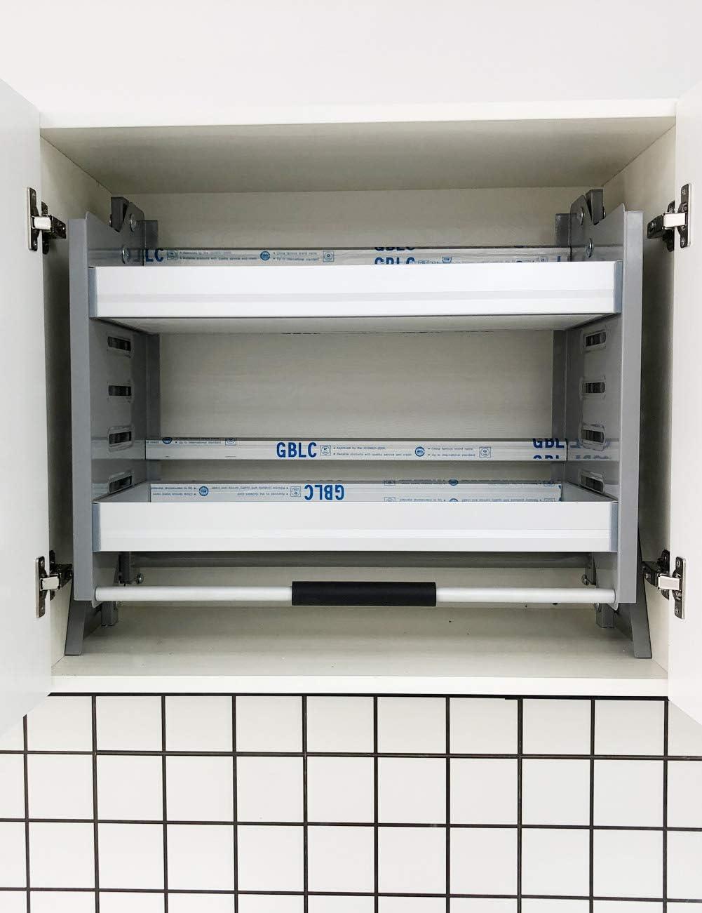 30cm FRYH Pull-Down Dachluke Zugangst/ür Wei/ß,30