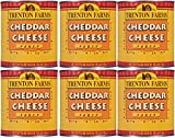 Trenton Farms Sauce, Cheddar Cheese, 106 Ounce (Pack of 6)