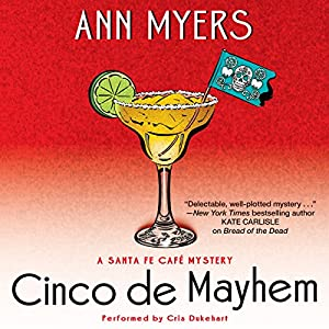 Cinco de Mayhem Audiobook