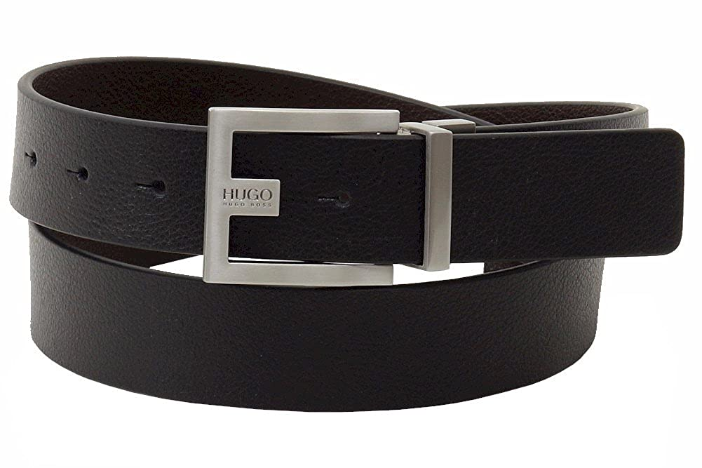 C-Fleming Sized Reversible Leather Belt 50307788