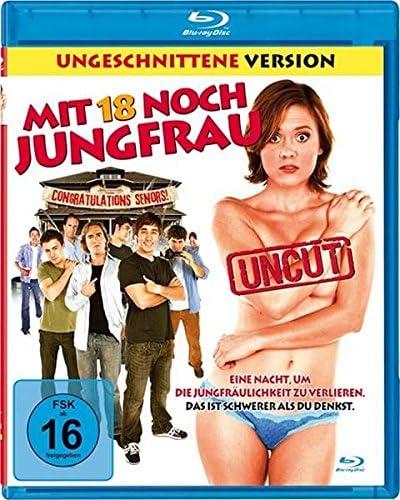 Mit 18 Noch Jungfrau [Blu-Ray] [Import]: Amazon.fr