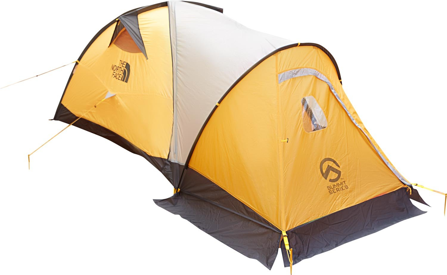 The North Face Erwachsene Accessoires für Zelte Assault 2, Summit Gold/Asphalt Grey, One size, 0888654619294