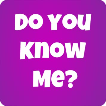 Amazon.com: How Well Do You Know Me?: Appstore for Android