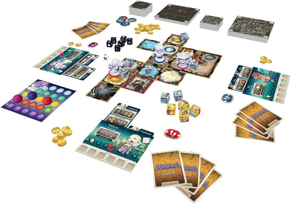 Edge Entertainment- Masmorra (EDGMMR001) , color/modelo surtido: Amazon.es: Juguetes y juegos