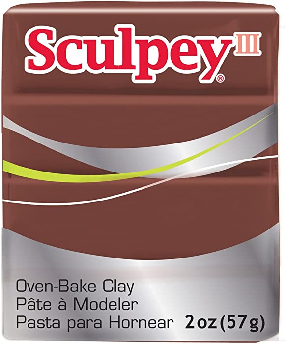 Top 10 Brown Oven Bake Clay