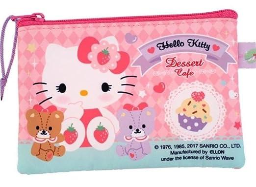 Amazon.com: hello kitty bolsa de malla de poliéster para ...