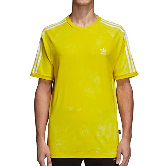 479c868c3 adidas Mens Pharrell Williams hu Holi Tee - Yellow CW9102  Amazon.co.uk   Clothing