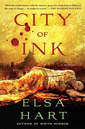 Book Cover: City of Ink