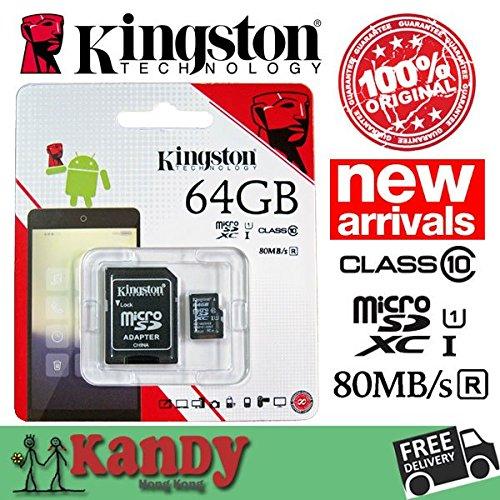 ARBUYSHOP Kingston tarjeta de memoria micro sd 8gb 16gb 32gb ...