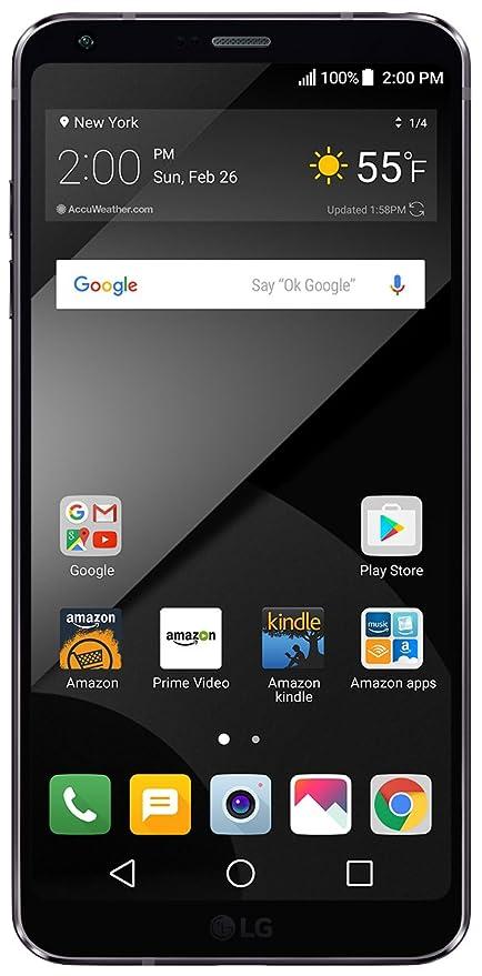 Amazon com: LG G6+ - 128 GB - Unlocked (AT&T/T-Mobile/Verizon