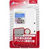 CYBER ・ プレミアムプロテクトカバー (New 3DS LL用) クリア