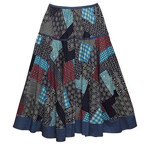 Patchwork Skirt - 7