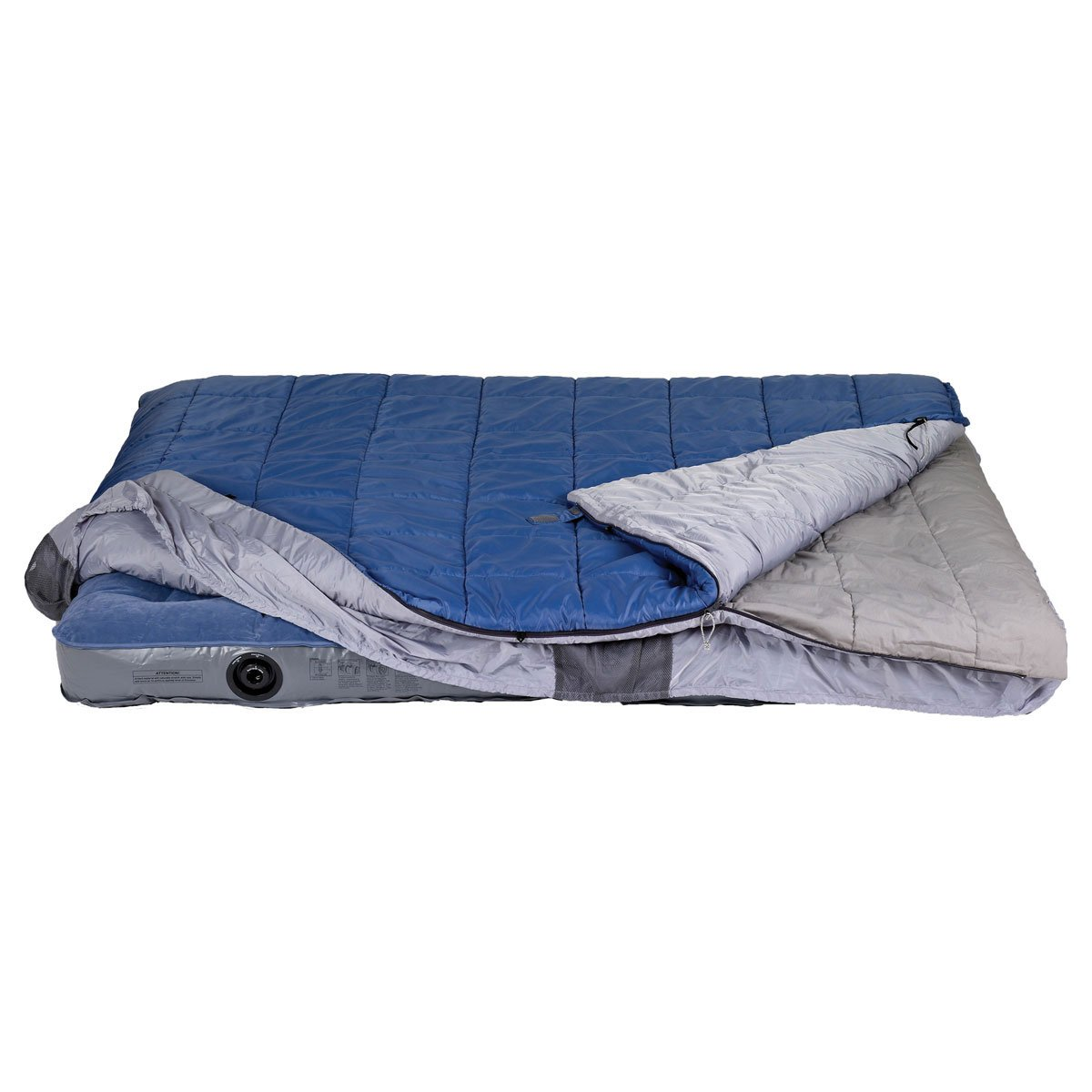 Kelty Satellite 30 Degree Double Wide Sleeping Bag
