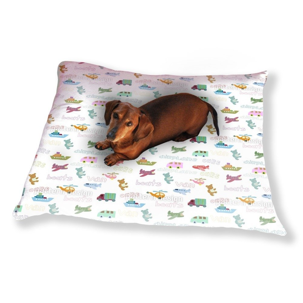 Vehicles Dog Pillow Luxury Dog / Cat Pet Bed