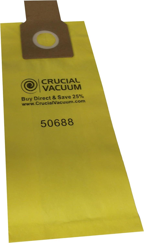 20-50690 Style U Vacuum Cleaner Bags # Panasonic U-2,U2 bags Kenmore 20-50688