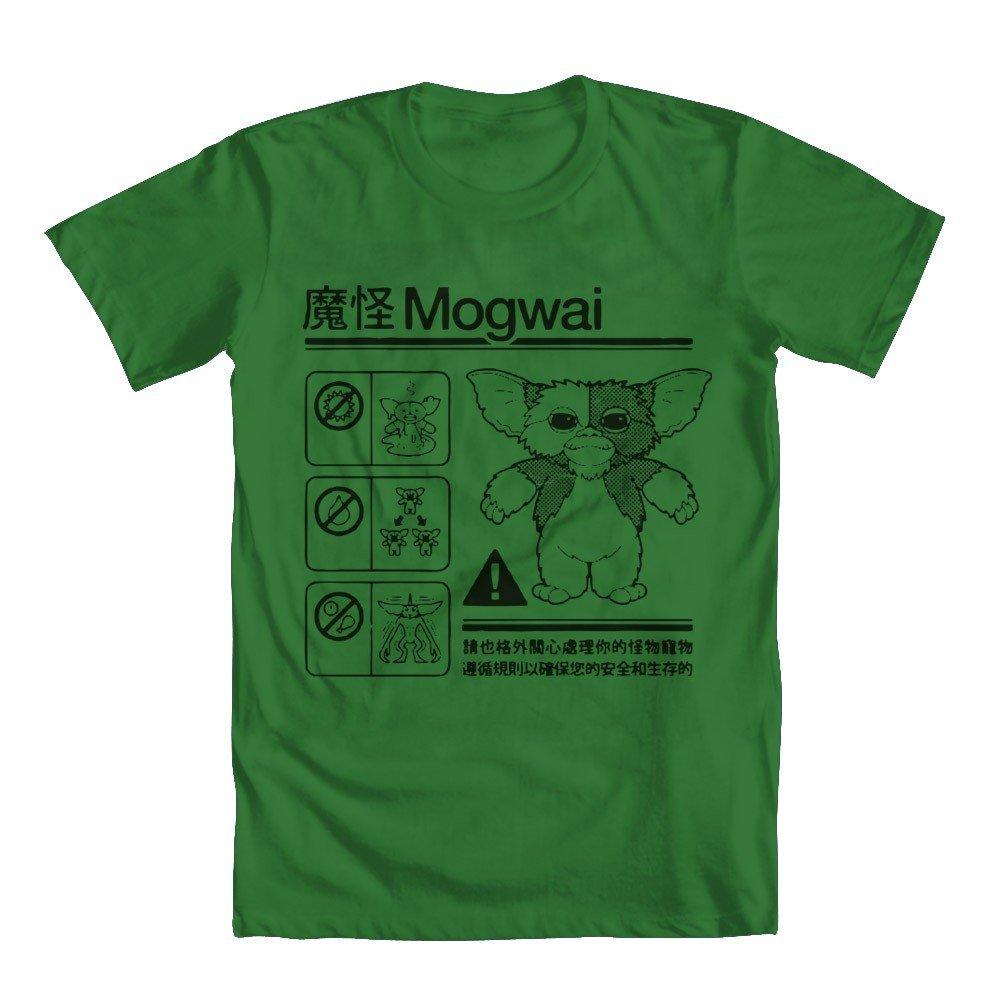 Mogwai Warning Girls T Shirt 4713