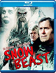 SNOWBEAST (1977) TV Movie - Special Edition Blu-Ray by Retromedia Entertainment Group, Inc.
