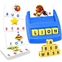 ATOPDREAM Educational Toys for 3-8 Year Olds Boys Girls, Spelling Games for Kids Ages 3-8 Learning Toys Memory Word Game…