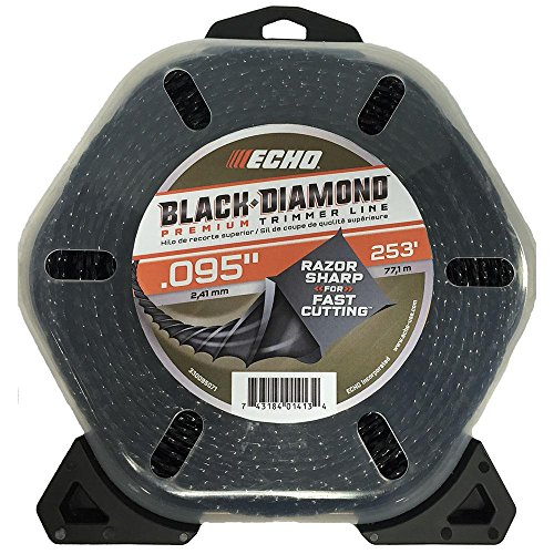 Echo 330095071 Black Diamond Trimmer Line, .095 Line 1 Lb. S