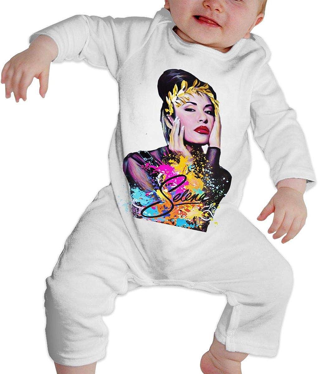 Shxjdthafa Selena Quintanilla Womans Sweatshirt Dress with Pocket