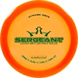 Dynamic Discs Lucid Sergeant Disc Golf Driver | Frisbee Golf Distance Driver | Overstable Golf Disc | Stamp Colors Will…