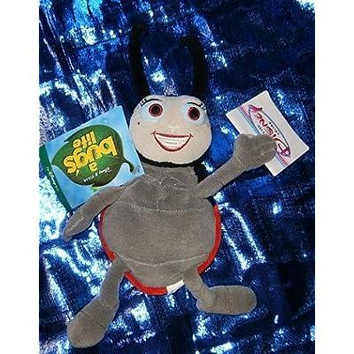 "Disney's A Bug's Life Francis 8"" Plush Beanie: Toys & Games"