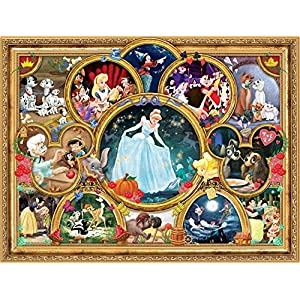 Disney Puzzle Ceaco Classic Collage 1500pezzoi New 3402 3
