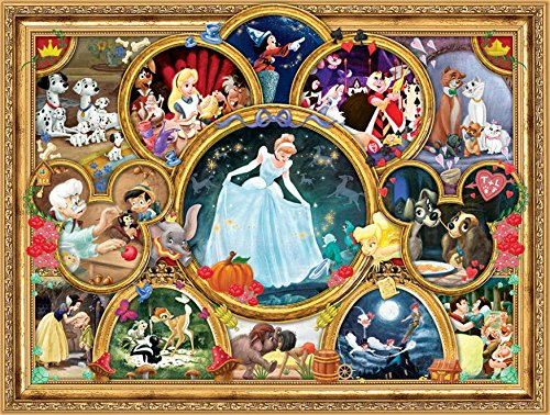Ceaco Disney Classics Collage Puzzle (1500 Pieces)