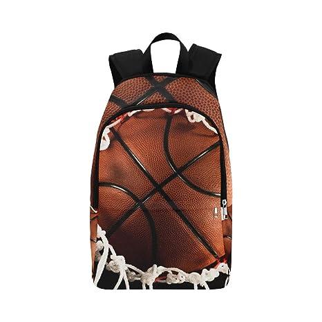 amazon com basketball going into basket hoop top stock photo casual