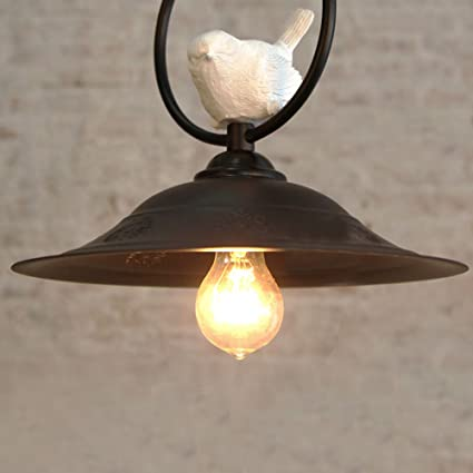 Beautiful SUSUO Lighting Industrial Edison Iron Retro Pendant Light Rustic  WK61
