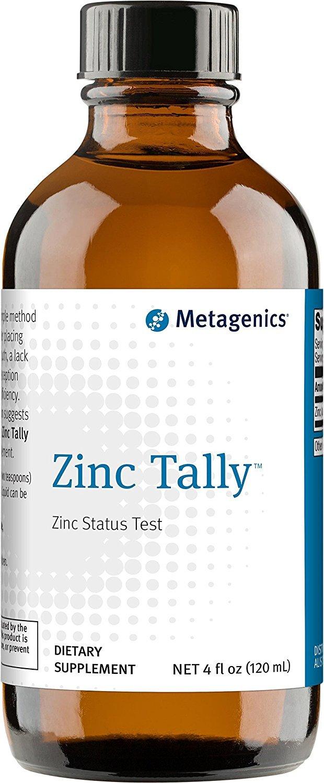 Zinc Tally 4 Ounces