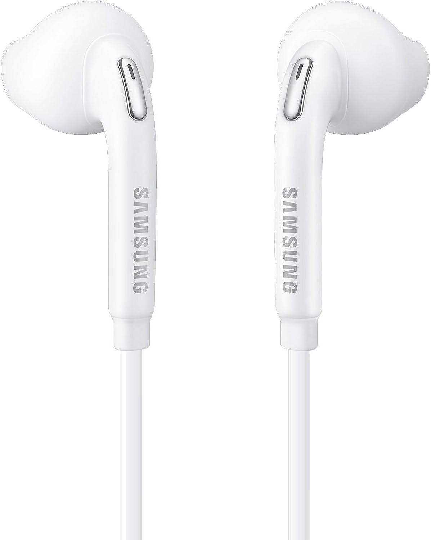SAMSUNG eg9201–Auriculares in-Ear con Mando a Distancia/Micro Jack 3,5mm, Color Blanco