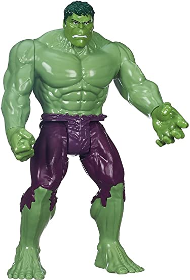 Avengers Titan Hero personaggio Hulk  B0443EU40  Hasbro