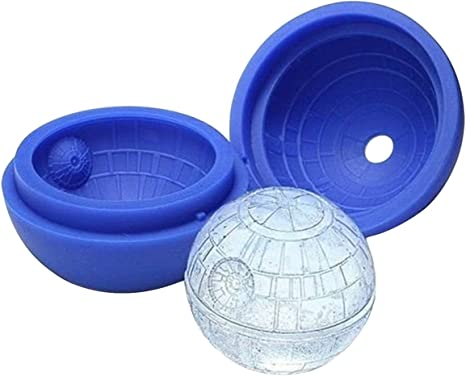 Silcone /& Metal Star Wars Dishwasher Safe NEW SPATULA Death Star