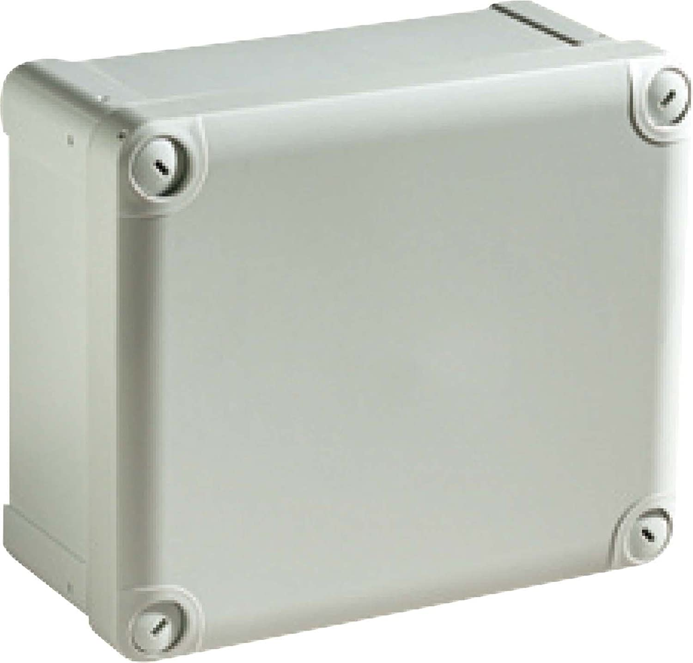 Schneider Electric NSYTBS29248 Caja ABS IP 66 IK 07 Int.Al275 An225 L80 Ext.Al291 An241 L88 tapa opaca Al20