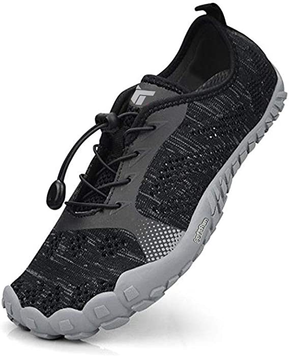 Amazon.com  Men s Outdoor Hiking Shoes Skid-proof Breathable Portable  Comfort Camping Hiking Shoes 3 Color  Clothing e6d86c8f6