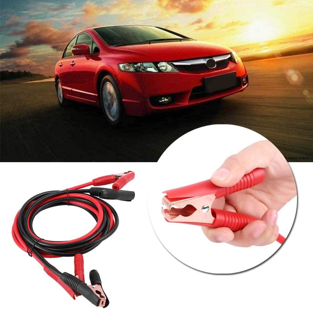 Suuonee Battery Jumper Cables 2200A 4 Meters Car Power Booster Cable Emergency Battery Jumper Wires for 3.0cc