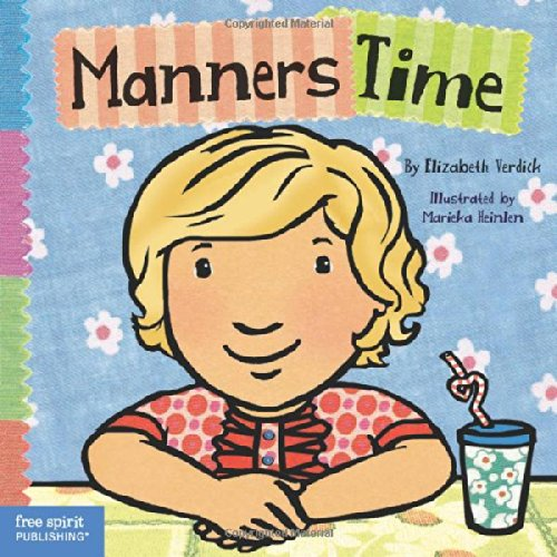 Tools Teachers 4 (Manners Time (Toddler Tools))