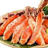 ぐるめライン 蟹 タラバガニ 特大サイズ 500g タラバ蟹 カニ ポーション たらば蟹 (通常発送(順次発送)) 国内加工