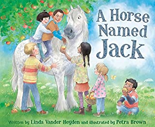 Book Cover: A Horse Named Jack