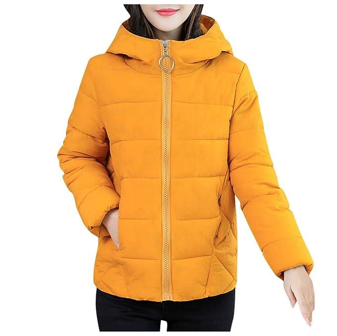 Amazon.com: JESPER - Chaqueta de invierno para mujer, con ...