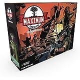Rock Manor Games Maximum Apocalypse Legendary Edition Game, White