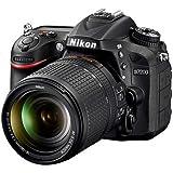 D7200单反相机Nikon 尼康 D7200 单反相机附送Aisying单反包 (官方标配, D7200(AF-S DX 尼克尔 18-140mm f/3.5-5.6G ED VR镜头)