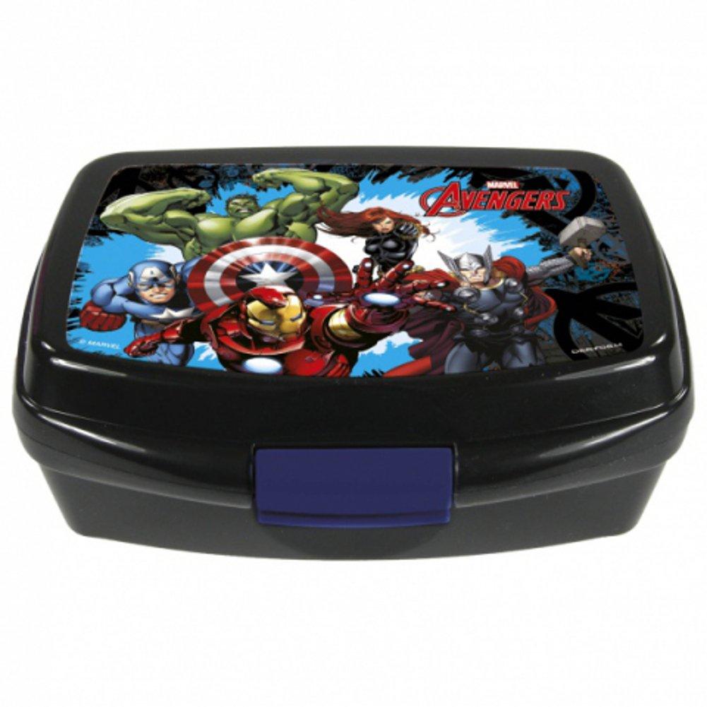 The Avengers - Brotdose - für Kindergarten, Schule oder Sport ...