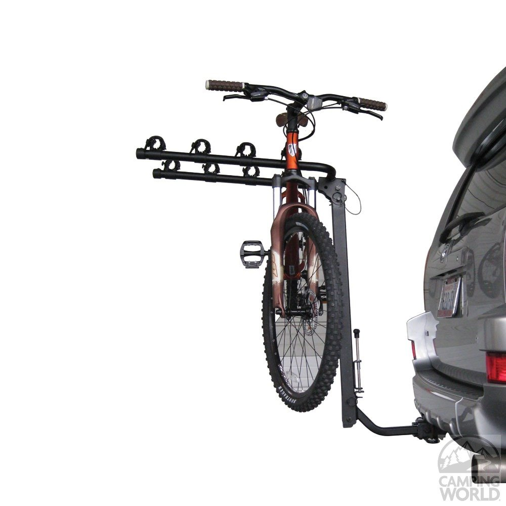 Hitchマウントラック Bike TiltAWAY B00BCULOVQ 4 利点SportsRack