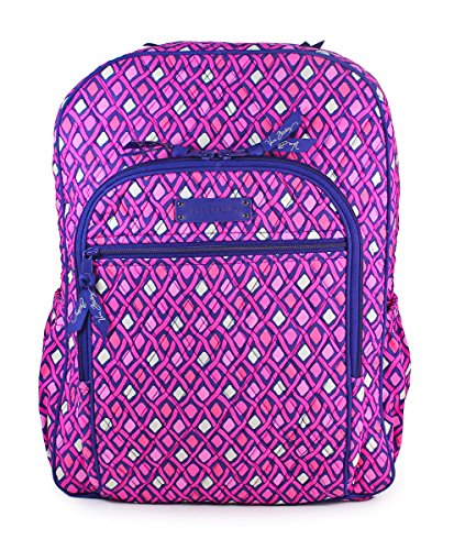 Vera Bradley Womens Campus Backpack