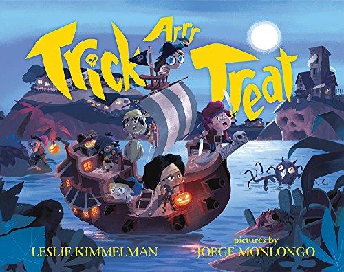 Trick ARRR Treat: A Pirate Halloween ()